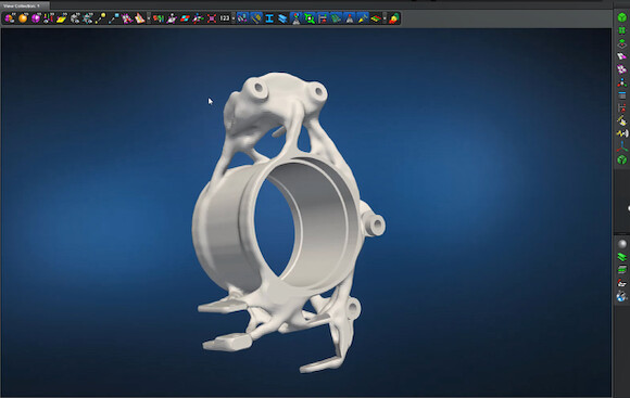 Msc Apex Generative Design Makes The Develop3D D3D 30 List