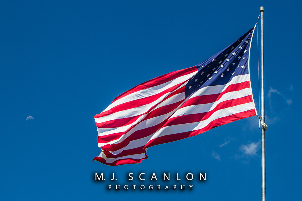 United States Flag | West Tennessee State Veterans Cemetery | Germantown, Tennessee