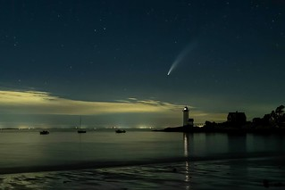 the comet! | by SharonCat...