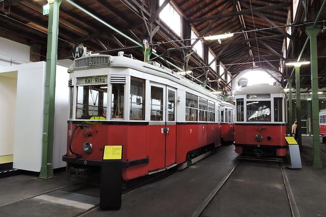 2015-10-10 Wien Tramway Nr.51