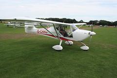 G-CHHJ Aeropro Eurofox [BMAA HB 625] Sywell 300819