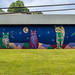 Decatur Self-Storage mural