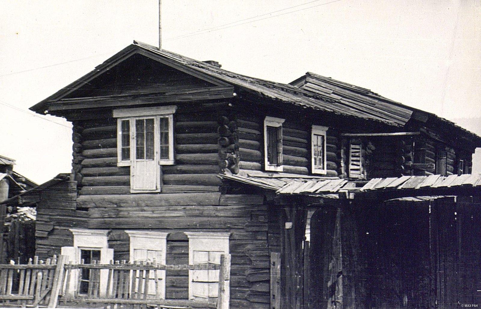 36. Жилой дом