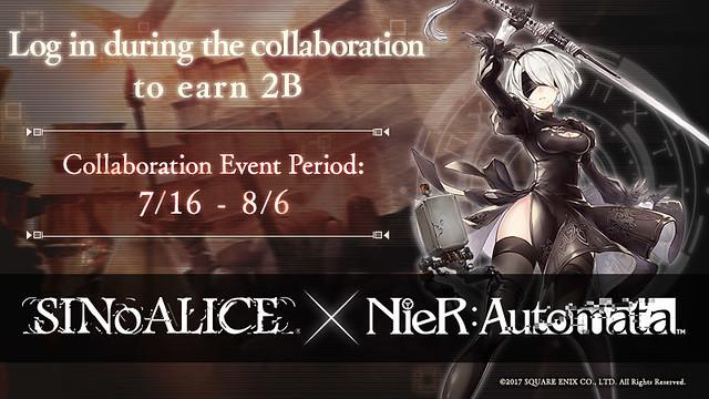 NieR Event 1