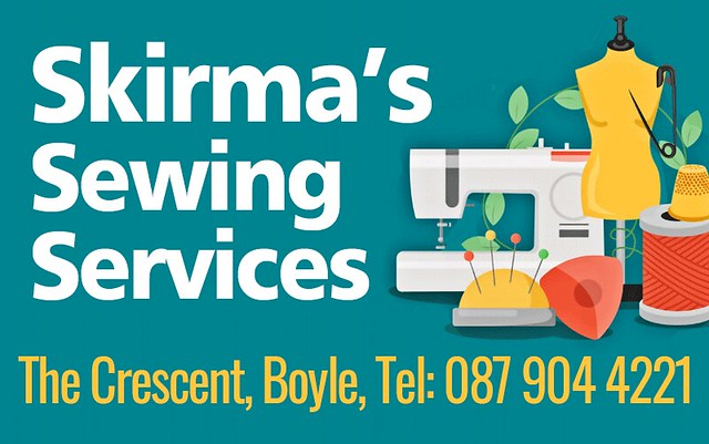 Skirma's Sewing Services