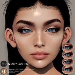 Violybee. Skady Lashes - Lel Evolution Applier