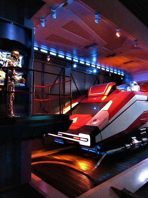 Star Tours: The Adventures Continue at Disneyland Paris