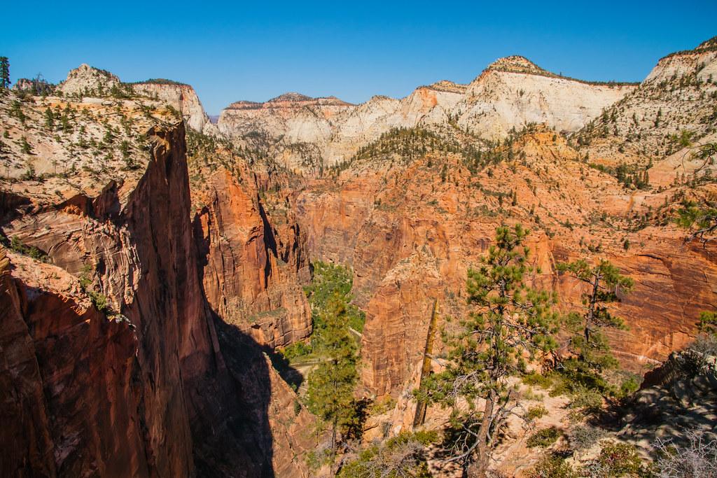 Zion National Park, Utah, USA. Stock Image - Image of park