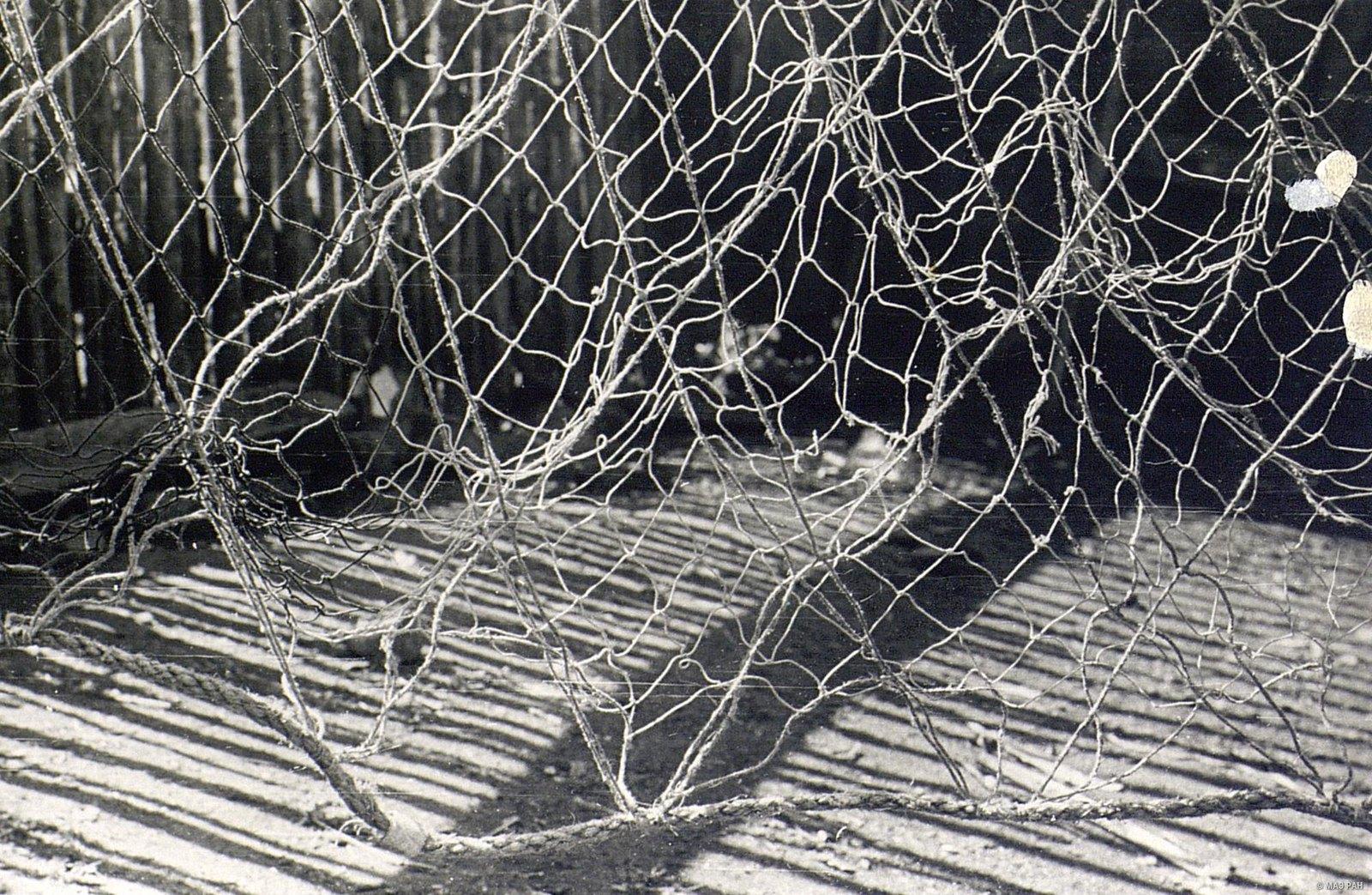 57. Трехстенная рыболовная сеть