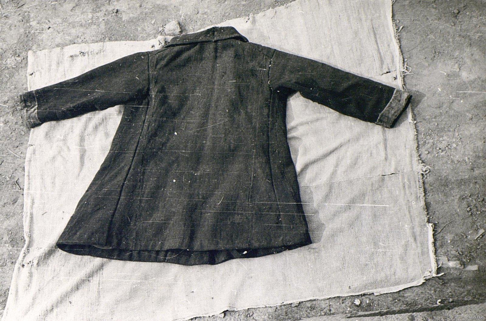 54. Рабочая одежда, вид сзади