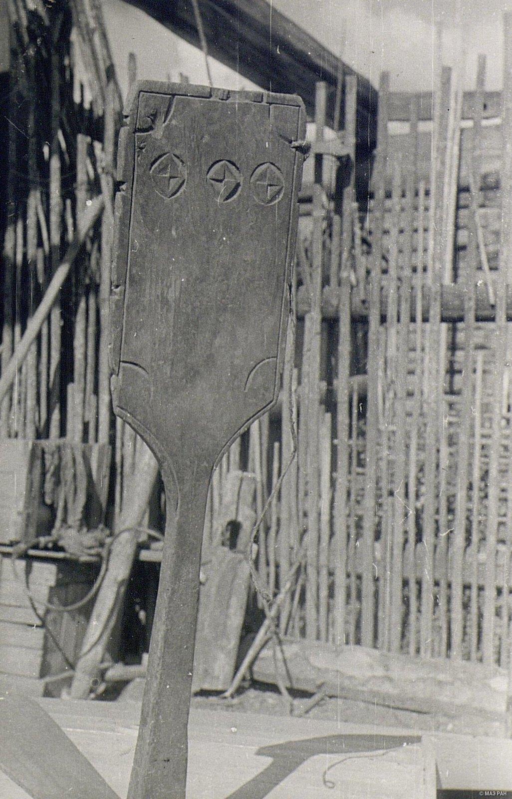 47. Орнамент на прялке