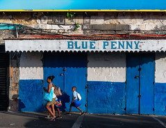 The Blue Penny
