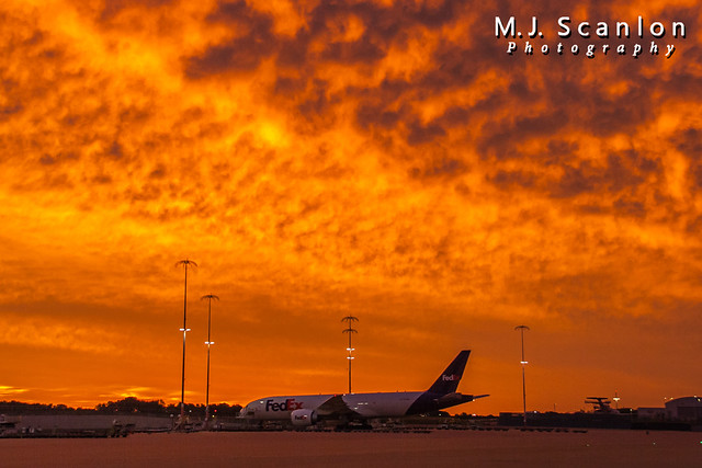 N879FD FedEx | Boeing 777-F | Memphis International Airport