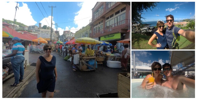 Caribbean Christmas – collage 11