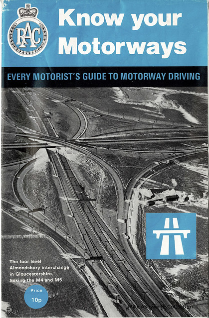 RAC - know your motorways, June 1972