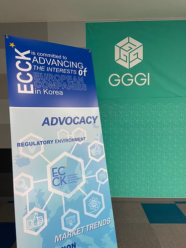 ECCK Energy and Environment Seminar with GGGI | by European Chamber of Commerce in Korea