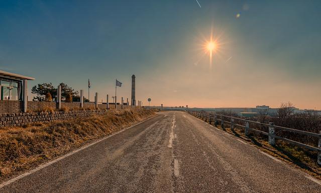 Sunny Road.