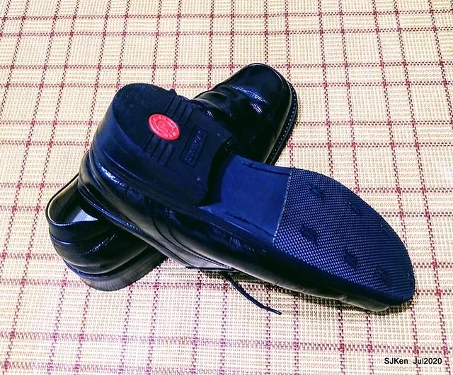 Shoes repair , Taipei, Taiwan, SJKen, July, 2020