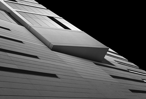 Detail of Hanover River Oaks Apartments II (infrared)