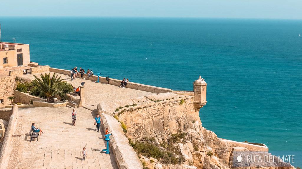 Csastillo de Santa Bárbara, un imprescindible de Alicante