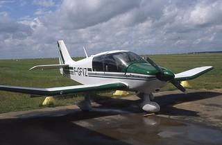 F-GFVZ Robin DR.400