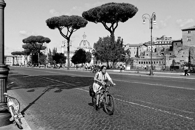 Roma / Chiara / Vacanze romane / Via dei Fori Imperiali