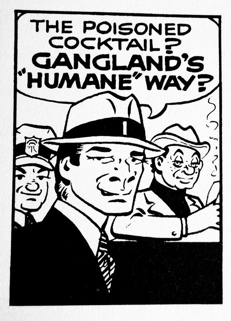 2020 Crime Does Not Pay - Dick Tracy 0761