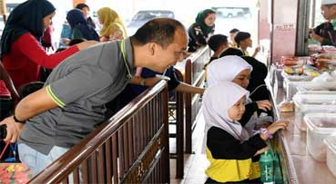 Perak Health Dept conducting food safety check on 1,118 school canteens