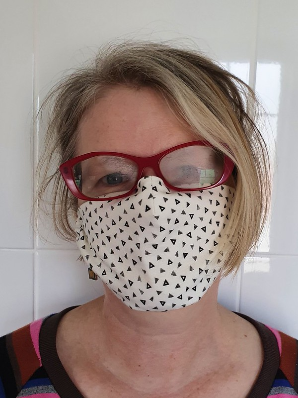 Adventures in mask making