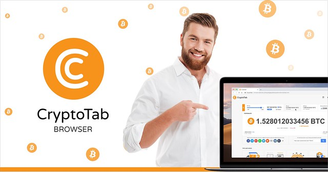 Easy way for Making money With Free Bitcoin Mining - CryptoTab Browser