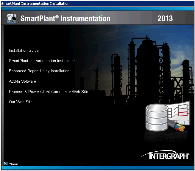 Intergraph SmartPlant Instrumentation 2013 full
