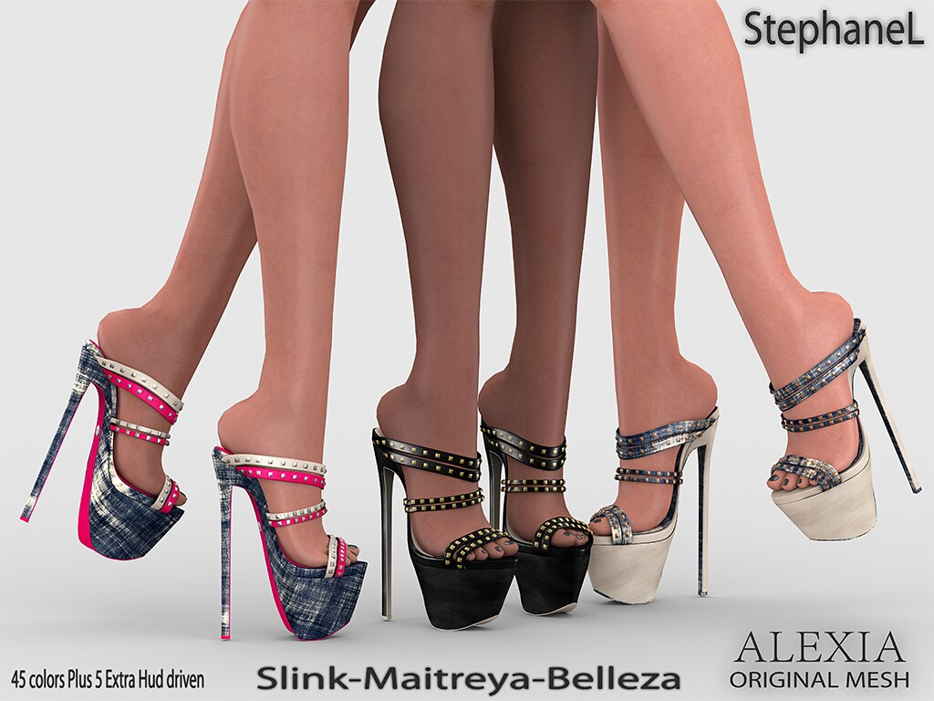 [StephaneL] ALEXIA SHOES