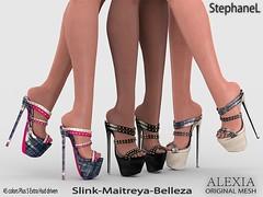 [StephaneL] ALEXIA SHOES
