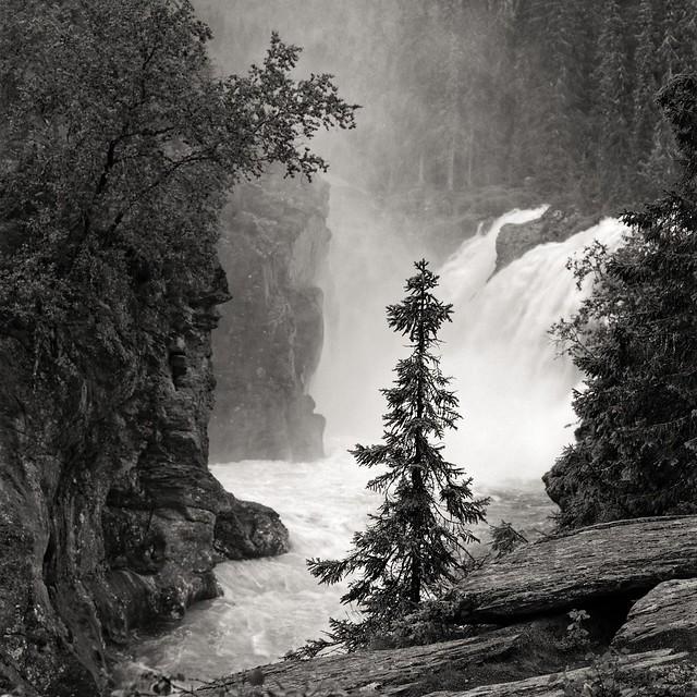 Rjukandefossen