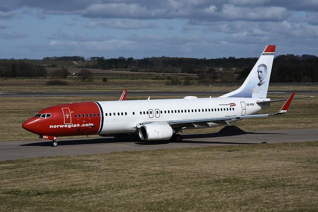 SE-RRX Boeing B737-8JP EGPH 20-03-20