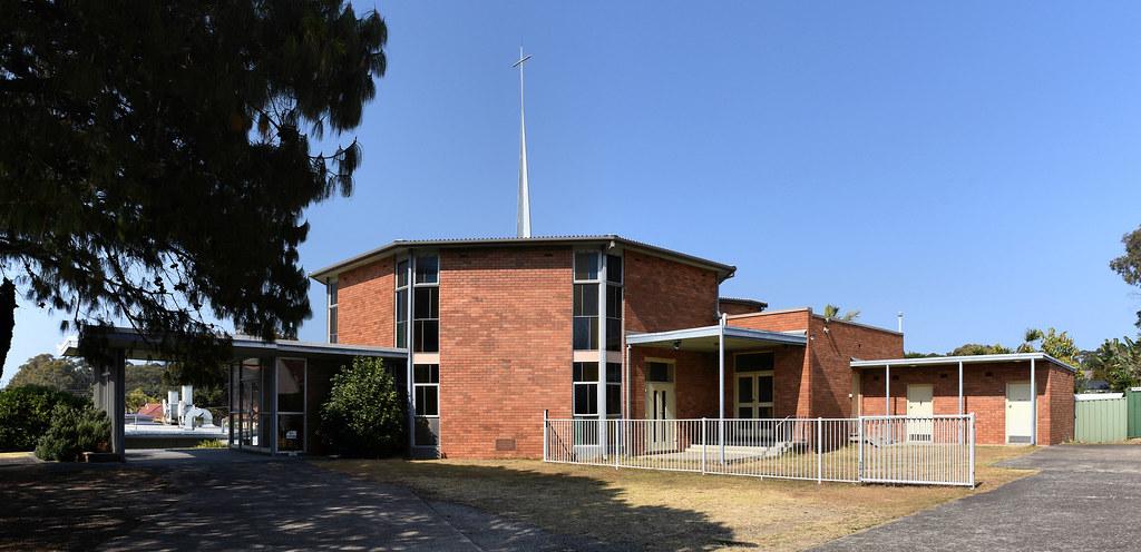 Uniting Church, Blakehurst, Sydney, NSW.