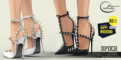 : CULT : Spike Heels with HUD
