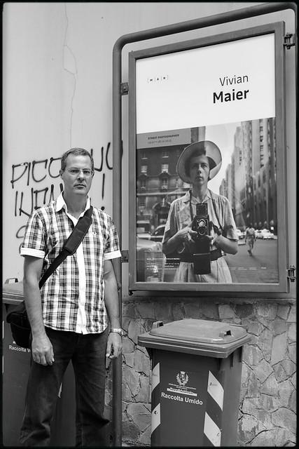 Vivian Maier self
