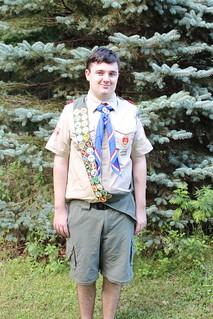 James Fox Eagle Scout