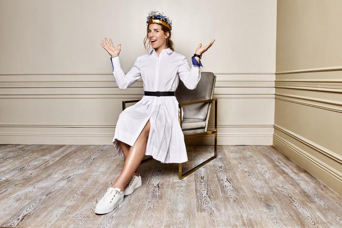 Ester Ledecká počtvrté Králem bílé stopy – podívejte se na hraný dokument
