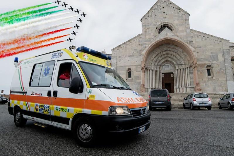 Ancona, volontariato e vacanze con la Croce Gialla