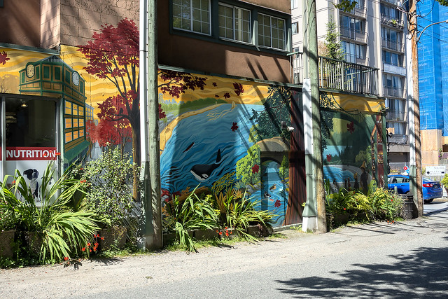 A Very Vancouver Mural