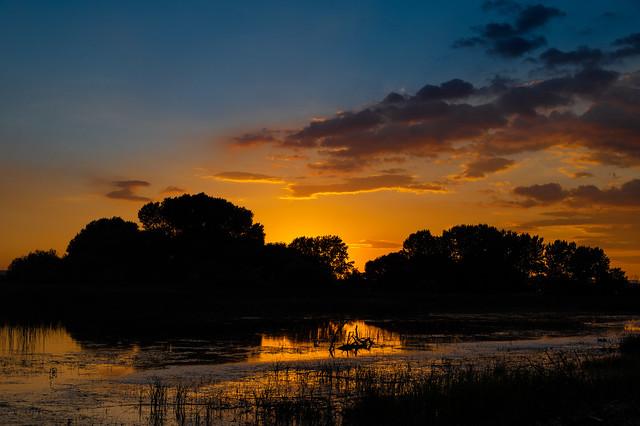 DBL_0583L Sunset in Loreto