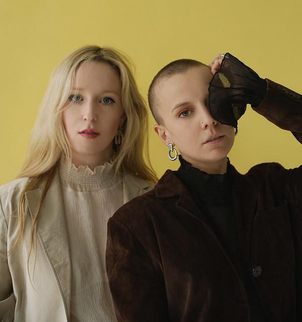 Gracie and Rachel 2