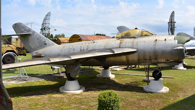 Mikoyan-Gurevich MiG-17PF c/n 0847 Hungary Air Force serial 847