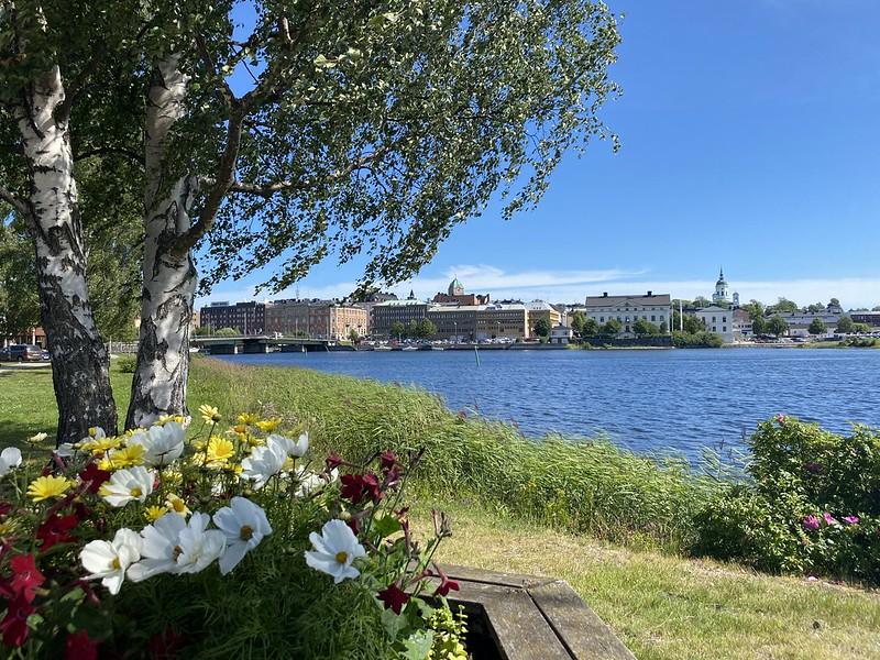 Sundsvall och Härnösand