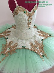Soft Apple Green Tutu