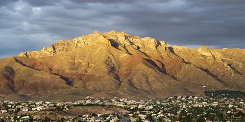 goldenhour franklinmountains elpaso texas southwest landscape sonya7iii tamron70180mmf28diiiivxd