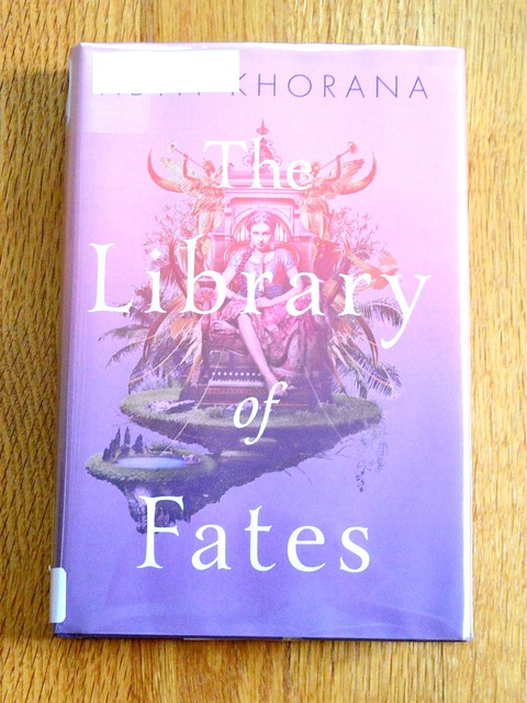 Current Reading The Library of Fates