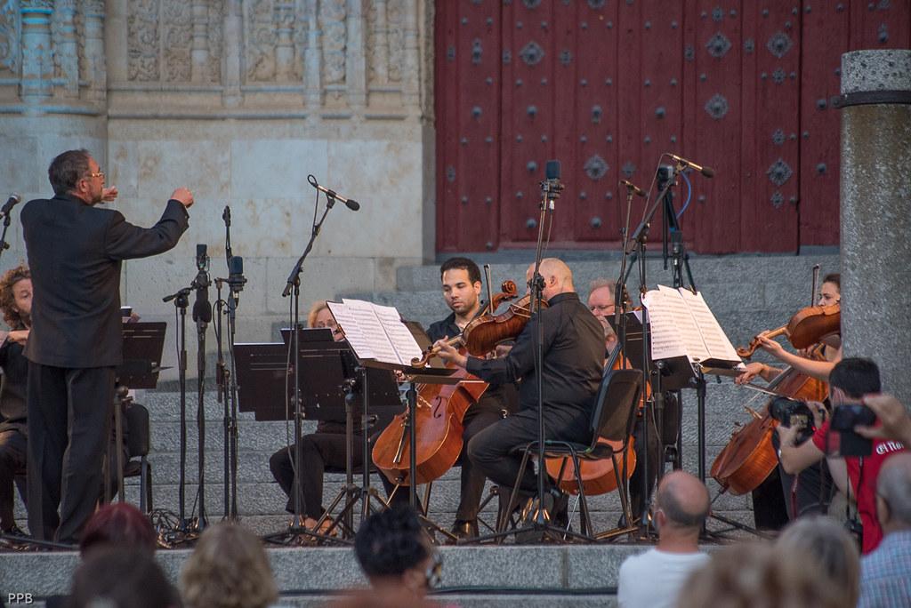 Oscyl -Orquesta Sinfónica de Castilla y León, Patio Chico.  (18)